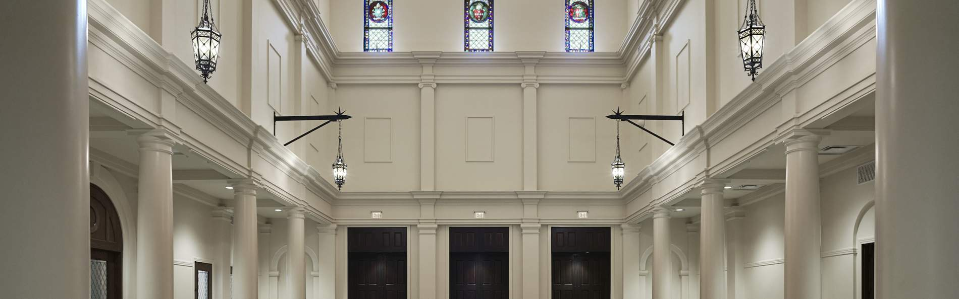 Holy Name of Jesus Cathedral; O'Brien & Keane Architects