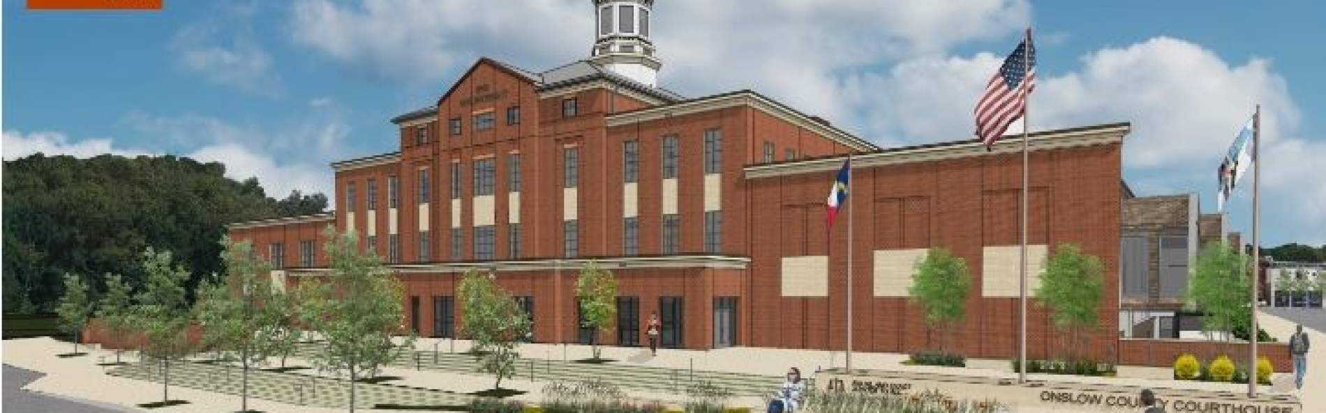 Onslow County Courthouse Expansion