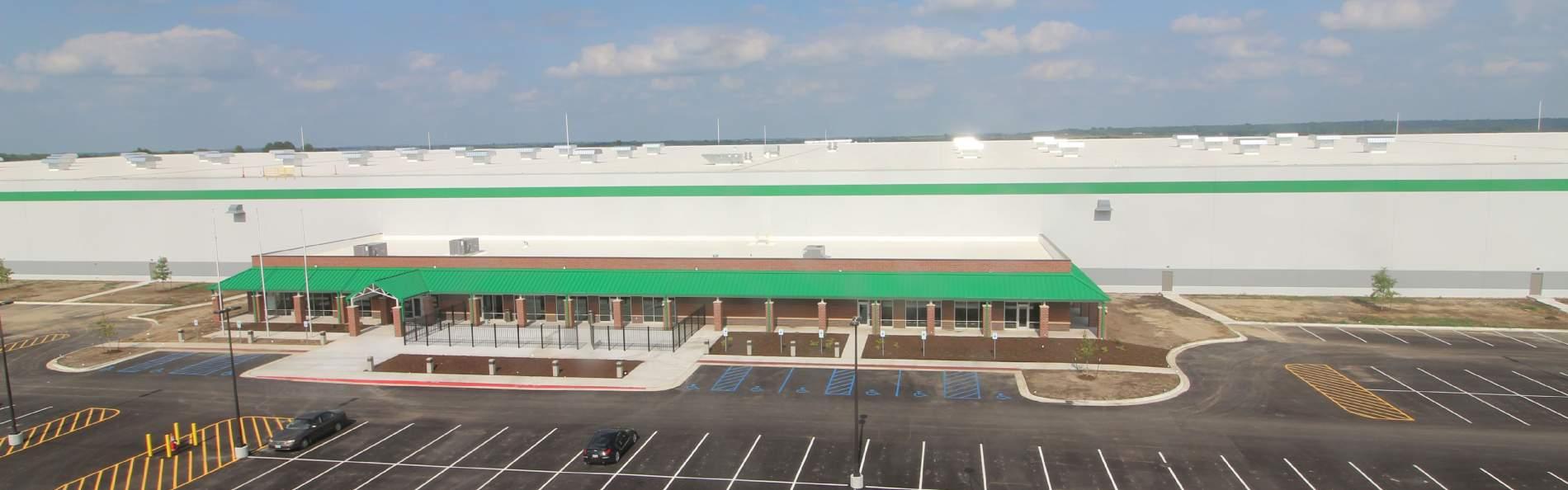 Dollar Tree Distribution Center Missouri Clancy Theys