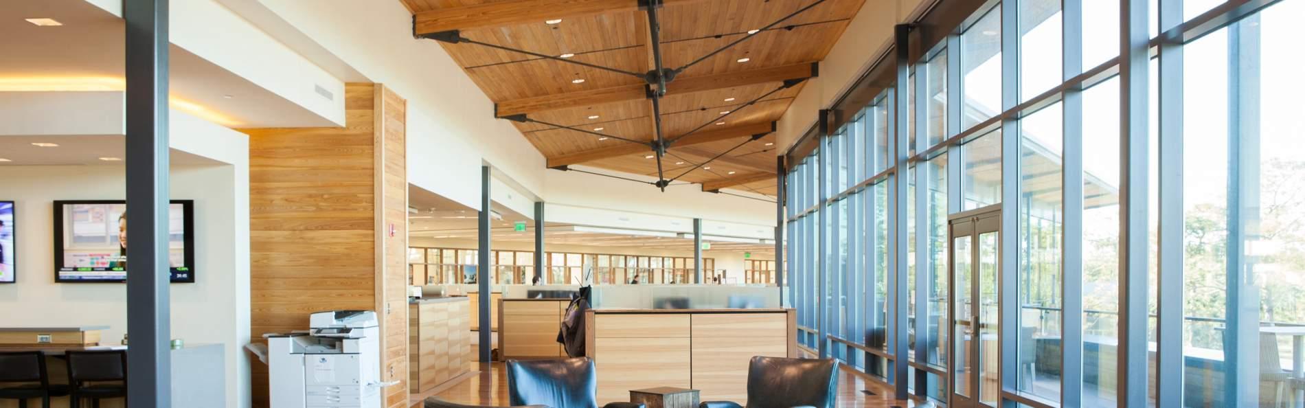 Live Oak Bank Building Ii Clancy Amp Theys Construction