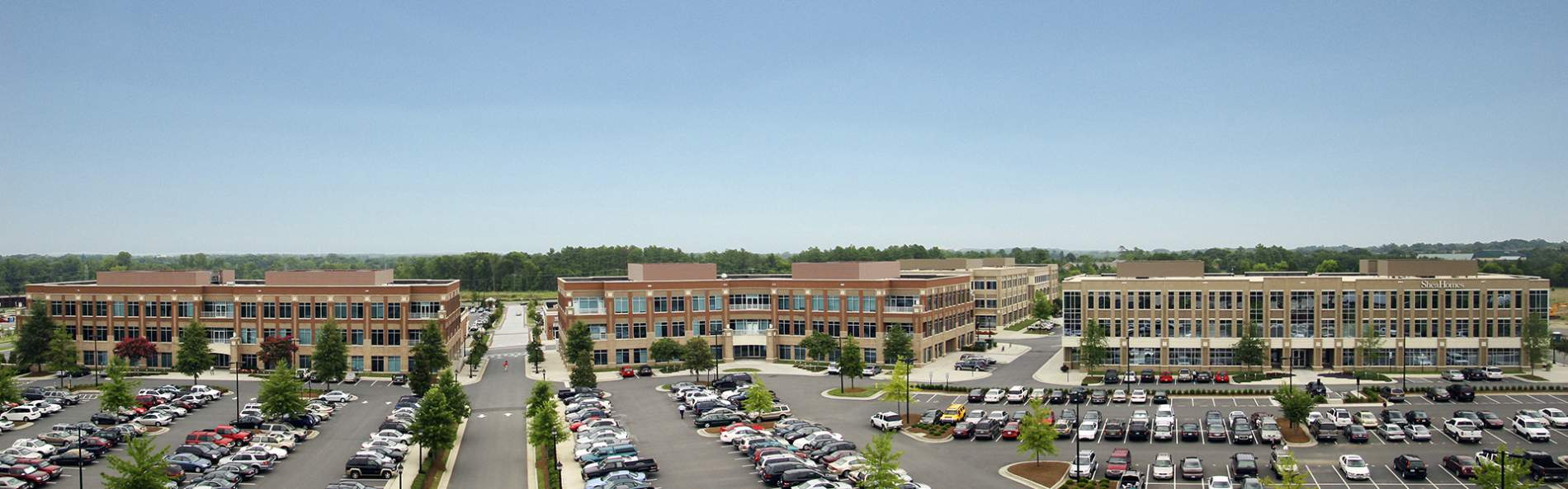 Residential, retail, and office space