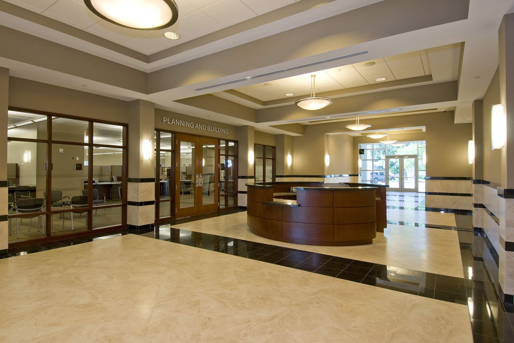 Winter Garden City Hall | Clancy & Theys Construction Company