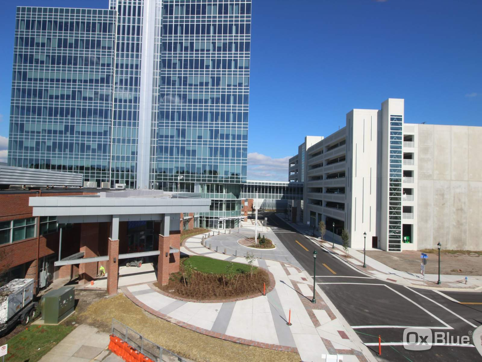Dollar Tree Headquarters and Parking Garage | Clancy & Theys