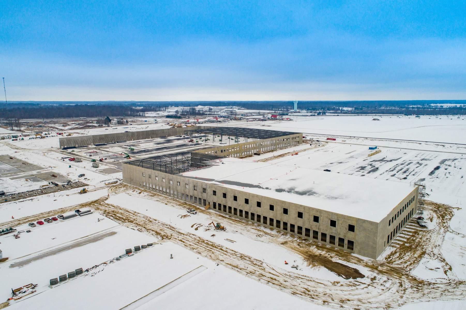 Dollar Tree Distribution Center – Ohio | Clancy & Theys