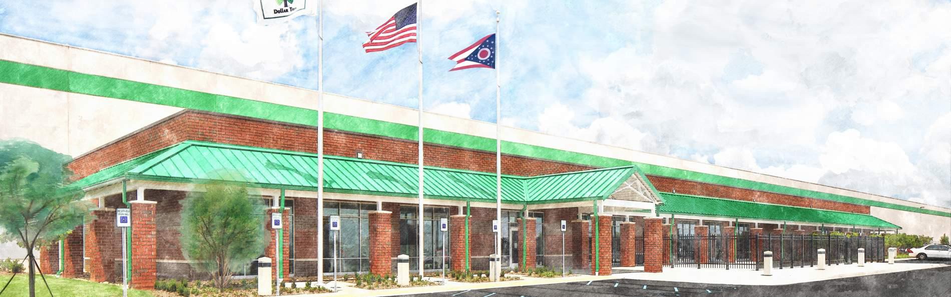 Dollar Tree Distribution Center – Ohio   Clancy & Theys