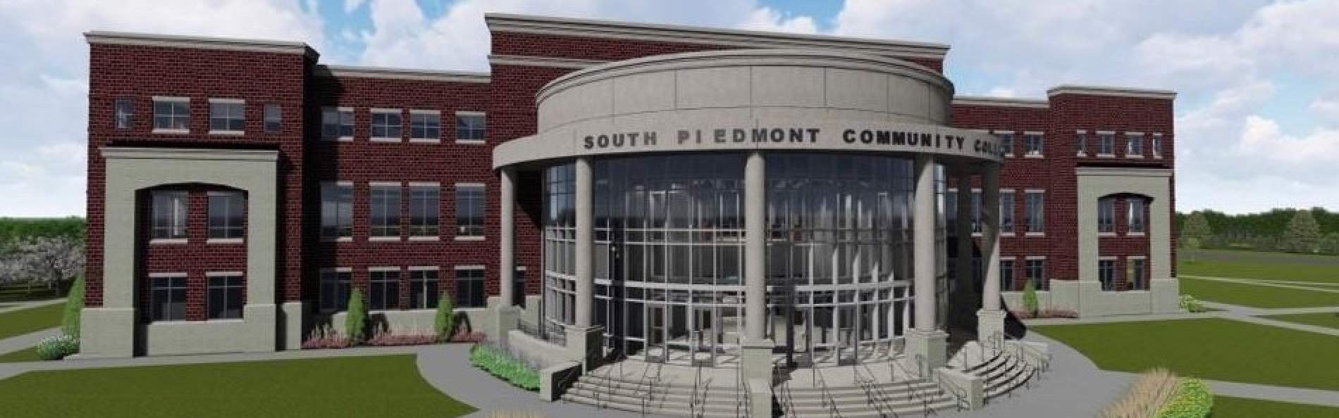 South Piedmont Community College rendering