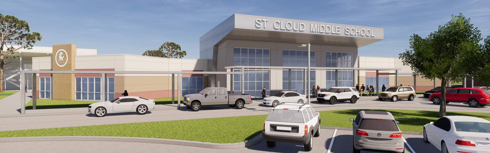 St Cloud Middle School by Clancy & Theys Construction Company