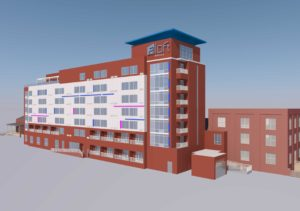 Clancy & Theys selected as general contractor for downtown