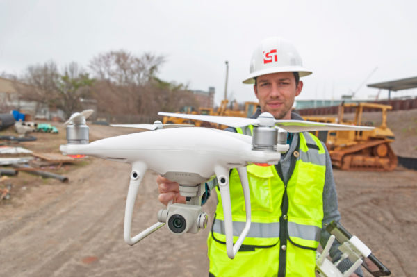 Drone technology, is bringing significant change to the construction industry