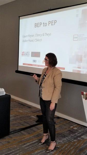 Laura Keyser - Digital Built Week