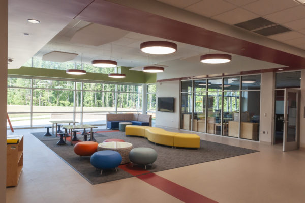 North Ridge Elementary School Meeting Space